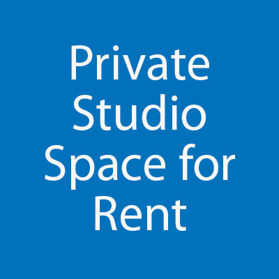 Studio, Workshop & Gathering Space Available