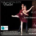 AUDITIONS: Austin Children's Nutcracker