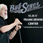 Bob Seger & The Silver Bullet Band 2017 Runaway Train Tour