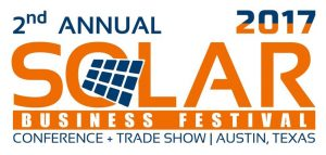Solar Business Festival 2017: Conference & Tra...