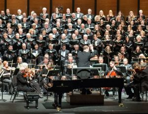 "Chorus Austin presents ""Haydn: Stabat Mater"""