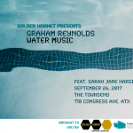 Golden Hornet Presents: Water Music