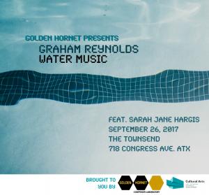 Golden Hornet Presents: Water Music