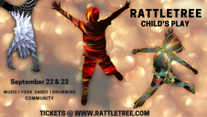 Rattletree Debuts Child's Play