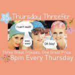 The Thursday Threefer