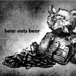 Bear Eats Bear