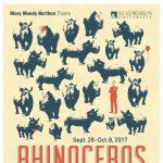 Rhinoceros by Eugène Ionesco