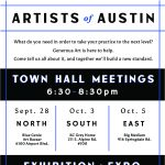 Generous Art Town Hall Meeting #3 - East