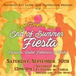 Southwest Key Latino Arts Preservation Program End of Summer Production