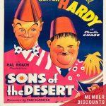 UCLA FESTIVAL OF PRESERVATION: SONS OF THE DESERT & BERTH MARKS