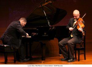 """LUCIAN BAN & MAT MANERI """"Transylvanian Concert"""" and workshop"""
