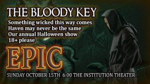 EPIC - The Bloody Key