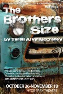 The Brothers Size by Tarell Alvin McCraney
