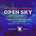 Open Sky Music Showcase and Open Mic