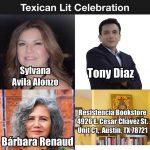 Texican Lit Celebration: ATX, San Anton, Houston & Dallas Unite