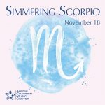 Simmering Scorpio