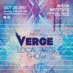 VERGE 3rd Annual Local Arts Show