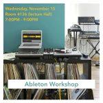 Ableton Workshop