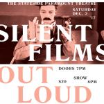 Silent Films Out Loud