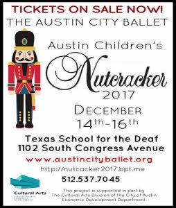 17th Annual Austin Children's Nutcracker