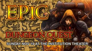 EPIC - Dungeon Quest
