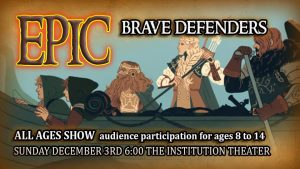 EPIC - Brave Defenders