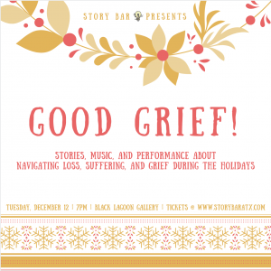 Story Mixer: Good Grief!