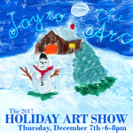 Joy to the Arc: The Arc of the Capital Area's Holiday Art Show