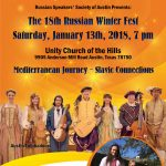 The 18th Russian Winter Fest