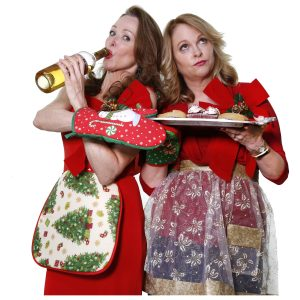 Wendy and Michelle Serve It Up for the Holidays