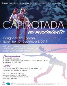 "Ballet East Dance Company ""Capirotada"" Fall 2017 Production"