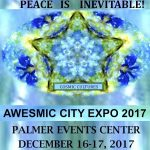Awesmic City Expo 2017 - 4th Annual - Palmer Events Center - EXHIBIT HALL No. 2
