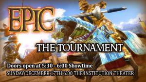 EPIC - The Tournament