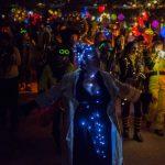 Minor Mishap's Winter Solstice Lantern Parade