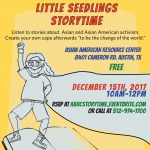 Little Seedlings Storytime: Human Rights