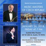 Music Masters of Czech Republic.