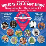 VSA Texas 9th Annual Holiday Art and Gift Show Artist Reception