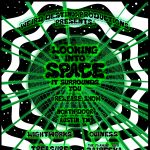 Looking Into Space It Surrounds You Release show
