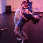 Somatic Flow Contemporary Dance Class