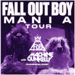 "Fall Out Boy ""M A N I A Tour"""