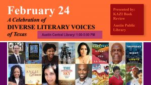 A Celebration of Diverse Literary Voices of Texas
