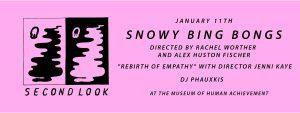 Hyperreal Film Club Presents: Snowy Bing Bongs