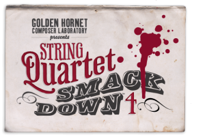 String Quartet Smackdown IV