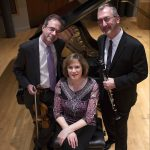 Salon Concert, Season Concert no. 2 with STRATA Trio