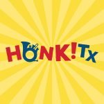 HONK! TX year 8 Brass Kaleidoscope fundraiser