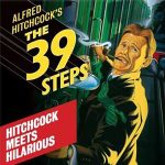 "Alfred Hitchcock's ""The 39 Steps"""