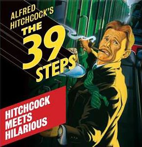 """Alfred Hitchcock's """"The 39 Steps"""""""