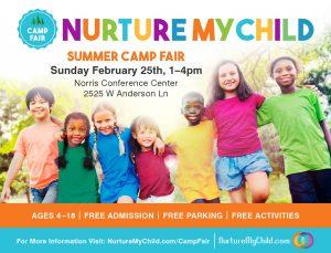 Nurture My Child Camp Fair
