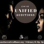 2018 Unified Auditions