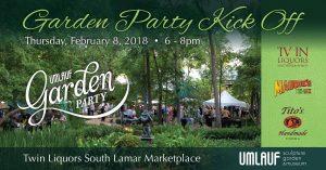 Garden Party Kick-off